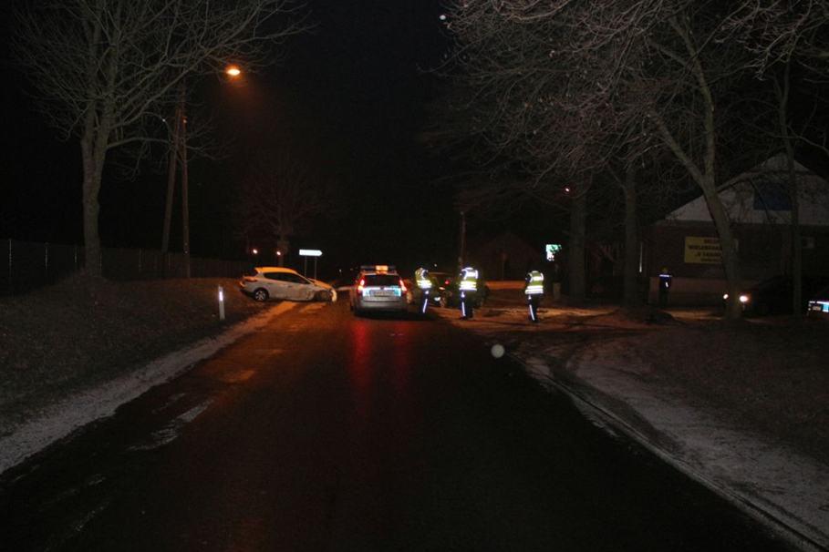wypadek, Gniewkowo, areszt - policja (1)