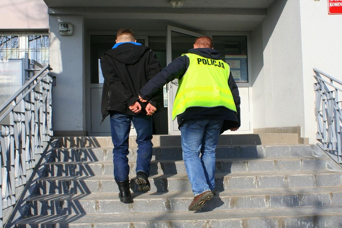 Areszt warszawiaka
