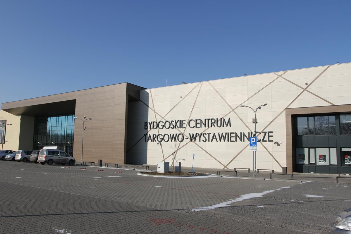 BYDGOSKIE CENTRUM TARGOWO WYSTAWIENNICZE