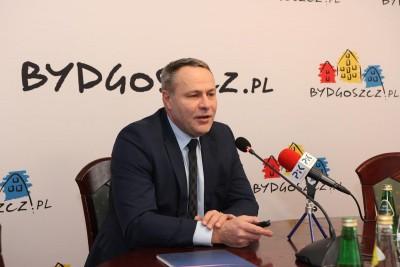 Rafał Bruski Ratusz SG