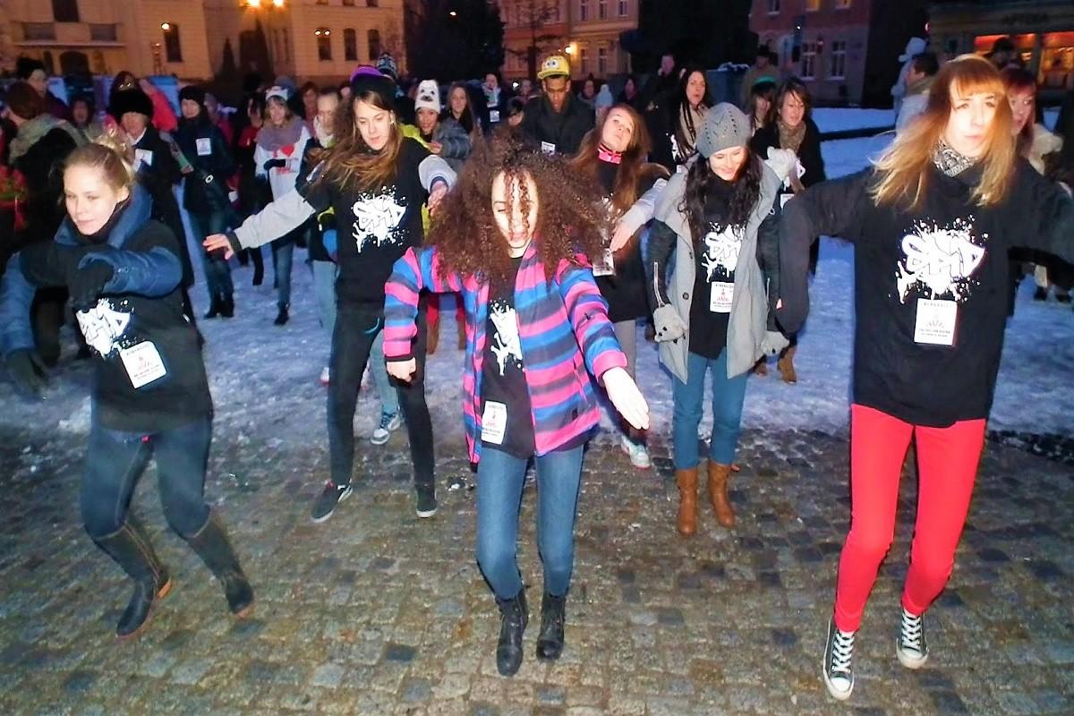 Protest tańcem
