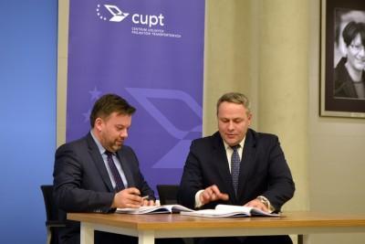 Rafał Bruski, Rafał Gorgol, CUPT, Grunwaldzka_UMB (1)