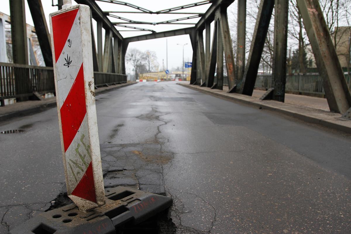 most na Mińskiej Kanał Bydgoski