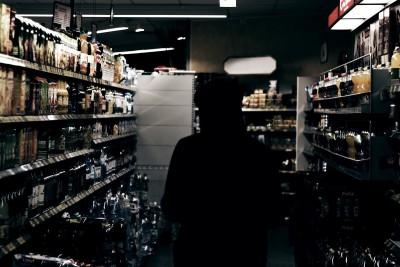 alkohol, sklep monopolowy