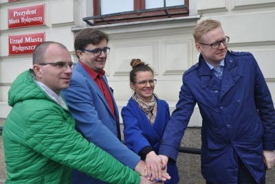 Jakub Mikołajczak, ireneusz Nitkiewicz, Monika Matowska, Michał Stasiński - ST