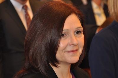 Katarzyna Zwierzchowska, PO, radna - ST