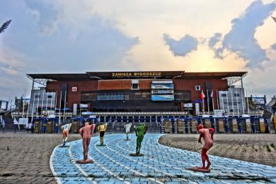 Zawisza Bydgoszcz, stadion, Pit1233