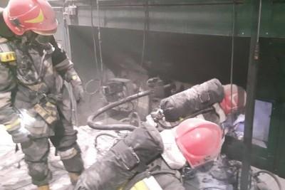 straż pożarna, JRG 1, Radosław Nawrocki - główne