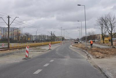 wiadukt, Wojska Polskiego, przystanek, Ujejskiego - ST