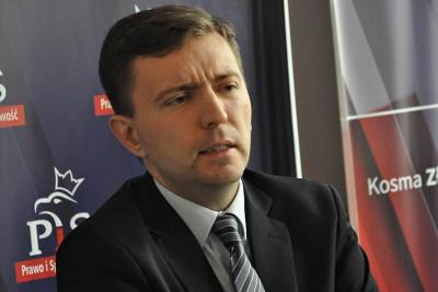 Łukasz Schreiber, Prawo i Sprawiedliwość, PiS - ST
