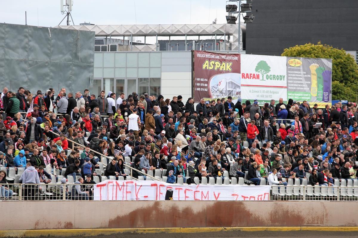 Polonia-Stal. Mecz dla Golloba (47)
