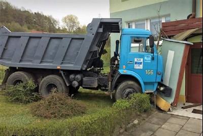 fordon ciężarówka
