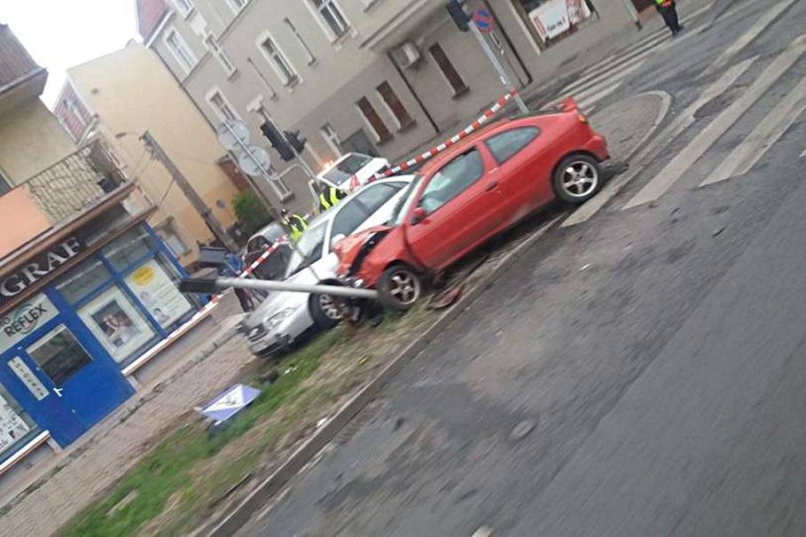 grunwaldzka, wypadek, Jakub Kozek
