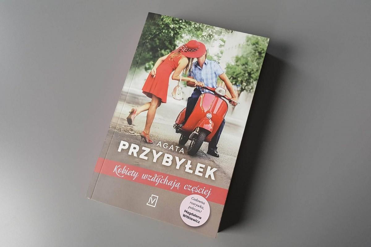 książka, kobiety wzdychają częściej, konkurs