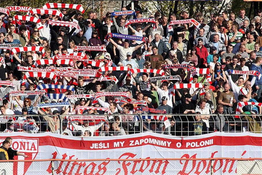 polonia bydgoszcz, stadion - wikipedia