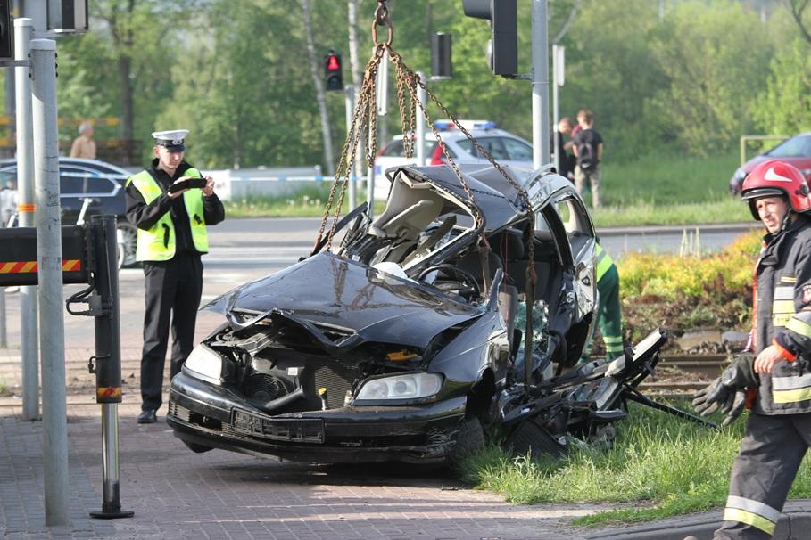 Wypadek tira na Rondzie Fordońskim_SG (3)
