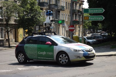 Google Street View Bydgoszcz