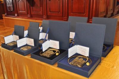 medale prezydenta miasta - st