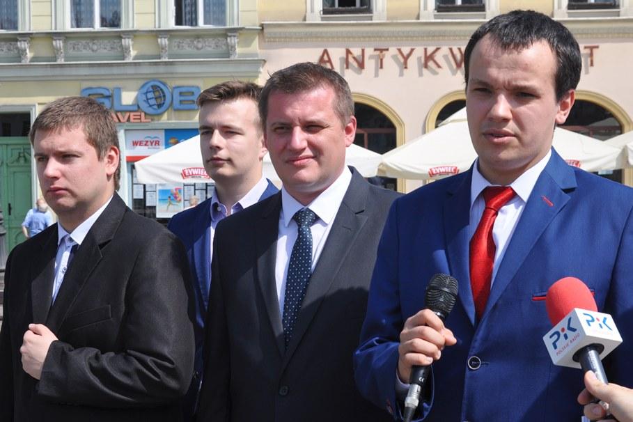 nowa bydgoszcz, marcin sypniewski, damian gastoł - st