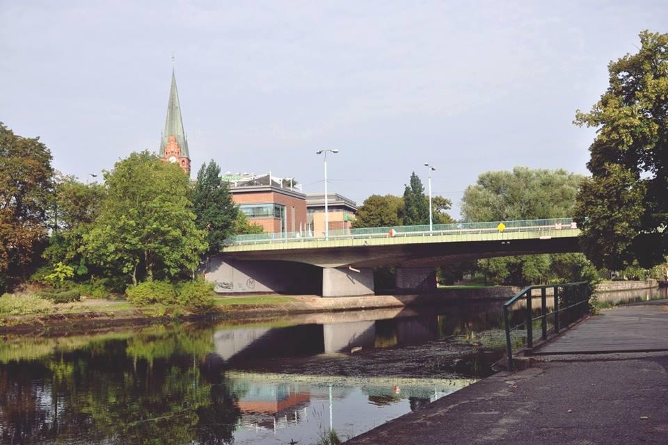 Most Bernardyński Bydgoszcz