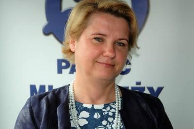Joanna Busz, Pałac Młodzieży -SG