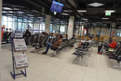 metropolia na lotnisku