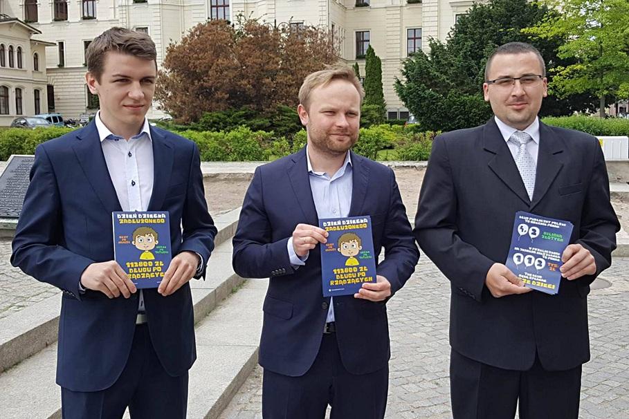 partia wolnosc, konrad biruta, seweryn stadnicki, grzegorz ciechanowski - st