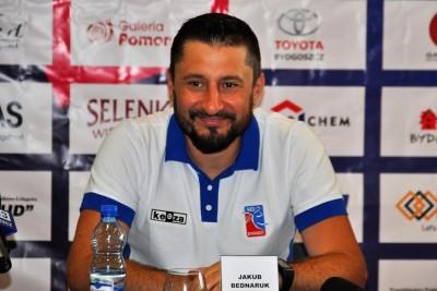 Jakub Bednaruk, Łuczniczka Bydgoszcz - SG
