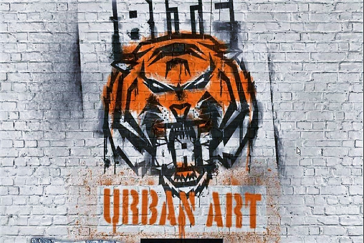 Mural Urban Art