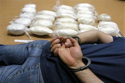 narkotyki aresztowanie