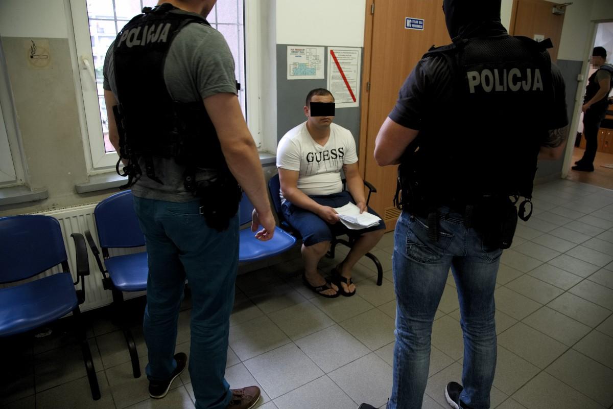 zatrzymani, policja (3)
