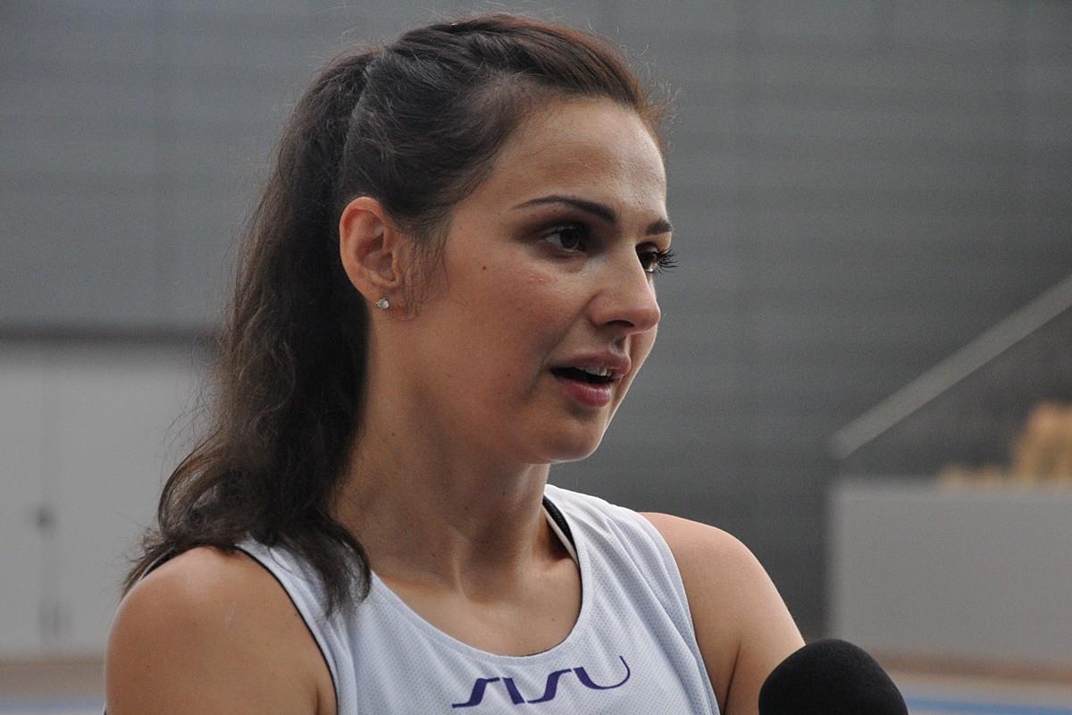 Artego Bydgoszcz, trening, Agnieszka Szott - ST (3)