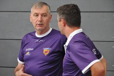 Artego Bydgoszcz, trening, Tomasz Herkt - ST (1)