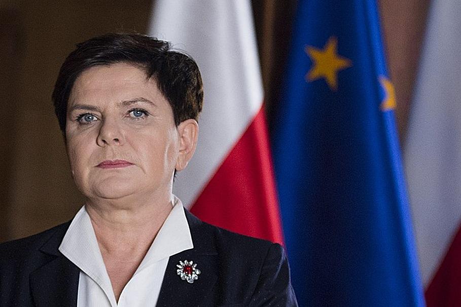 beata szydło - fot p.tracz kprm
