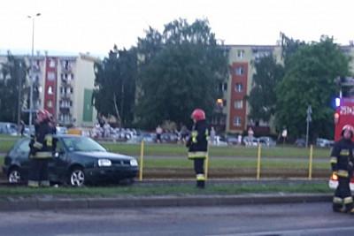 vw golf, wojska polskiego, wypadek - love bydgoszcz