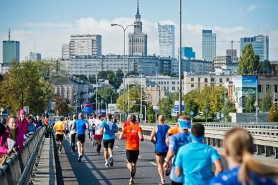 (c) Wszelkie prawa zastrze¿one, fot: www.sportografia.pl www.maratonwarszawski.com