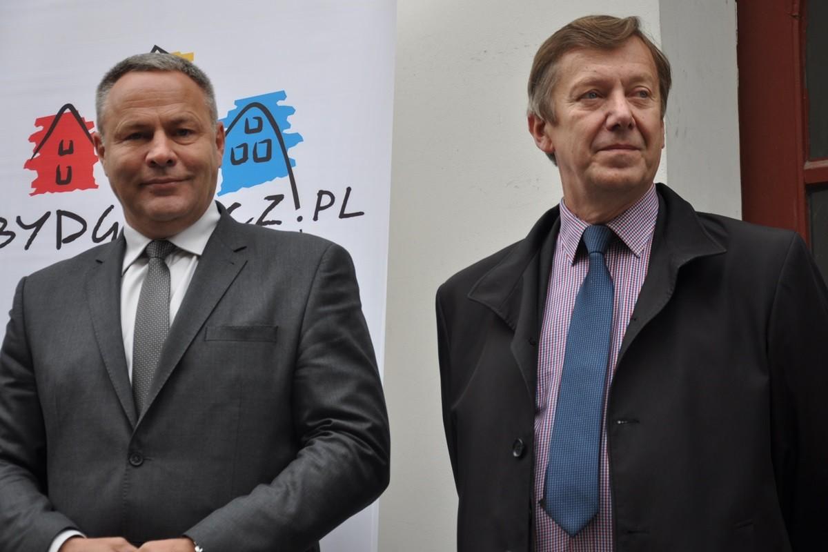 Rafał Bruski Jan Szopiński Bydgoszcz