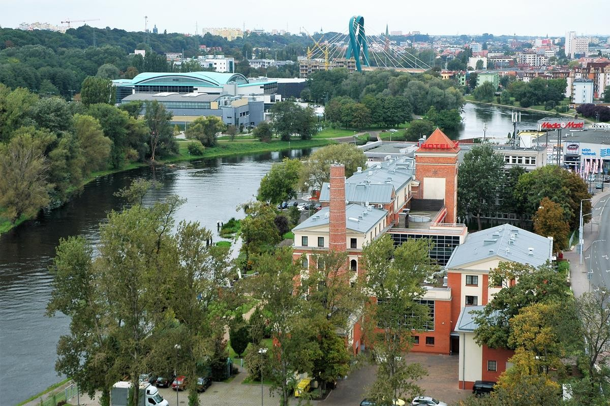 Arkada Bussines Park - widok z 10 piętra na Bydgoszcz_SG (40)