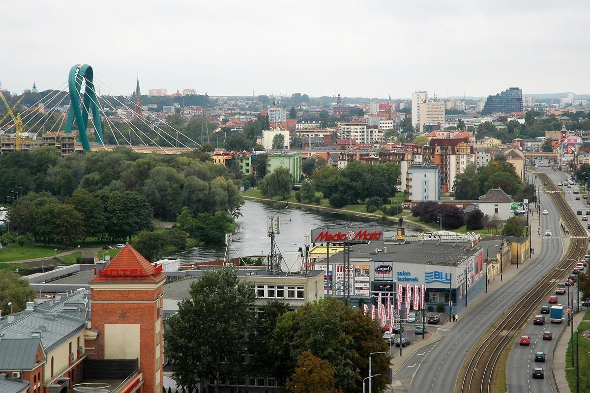 Arkada Bussines Park - widok z 10 piętra na Bydgoszcz_SG (44)