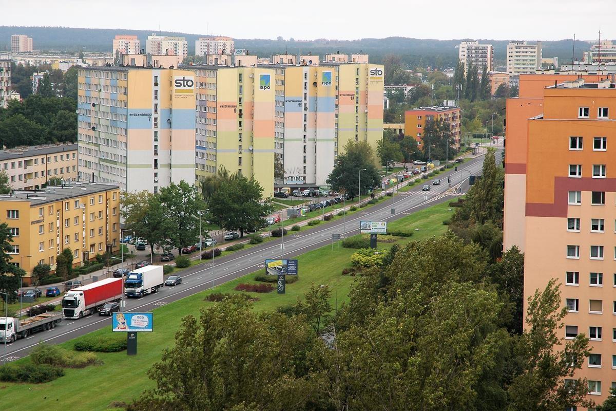 Arkada Bussines Park - widok z 10 piętra na Bydgoszcz_SG (58)