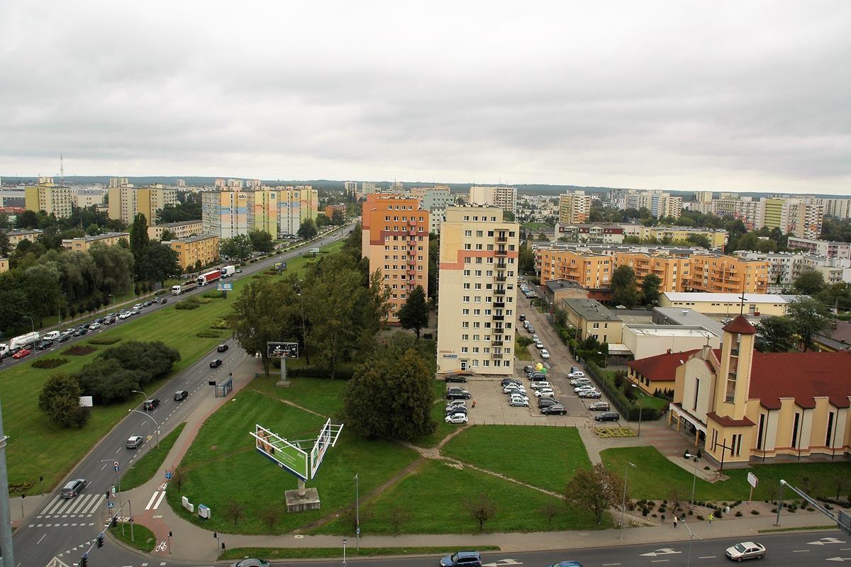 Arkada Bussines Park - widok z 10 piętra na Bydgoszcz_SG (59)