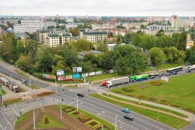 Arkada Bussines Park - widok z 10 piętra na Bydgoszcz_SG (55)