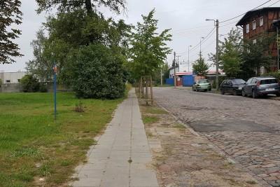 chodnik, bocianowo - st