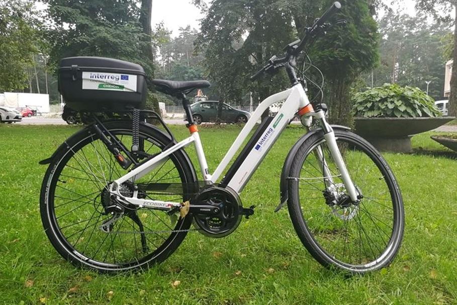 rower elektryczny - umb