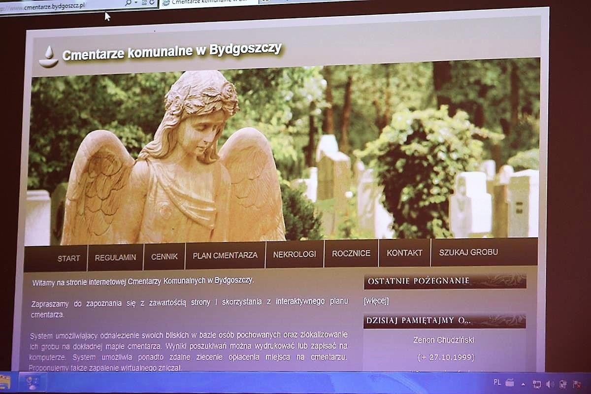 e-cmentarze