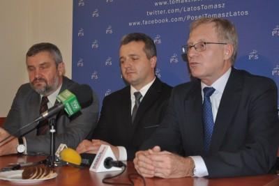 Jan Krzysztof Ardanowski, Mikołaj Bogdanowicz, Tomasz Latos - ED (1)