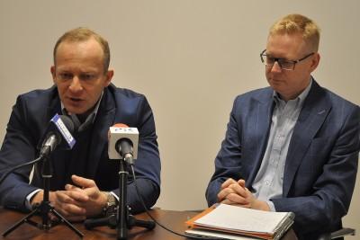 Paweł Olszewski, Michał Stasiński, Platforma Obywatelska - ST