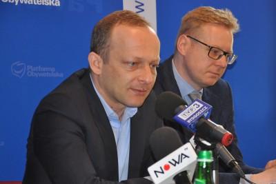Paweł Olszewski, Michał Stasiński - ST