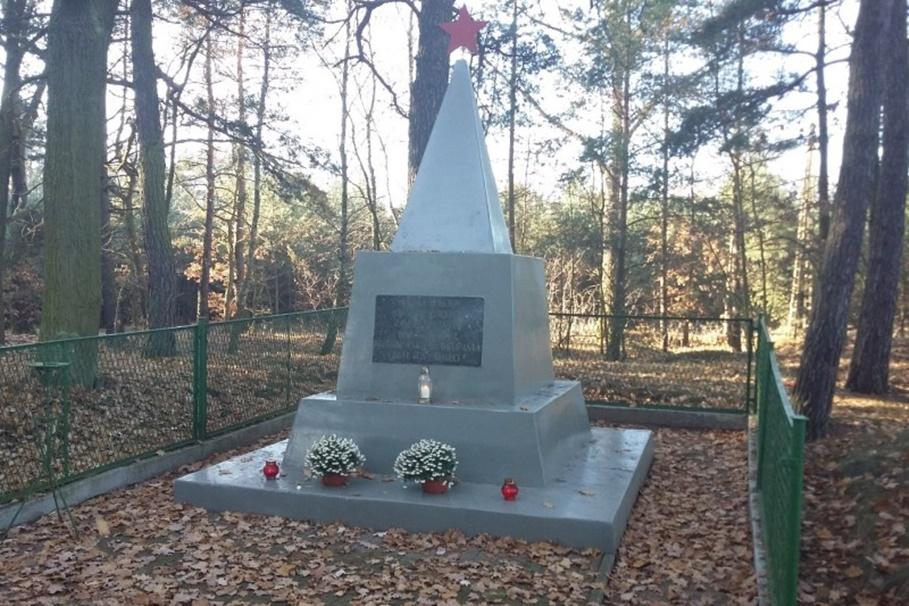 budowa drogi s5, pochówek żołnierzy radzieckich - gddkia (2)