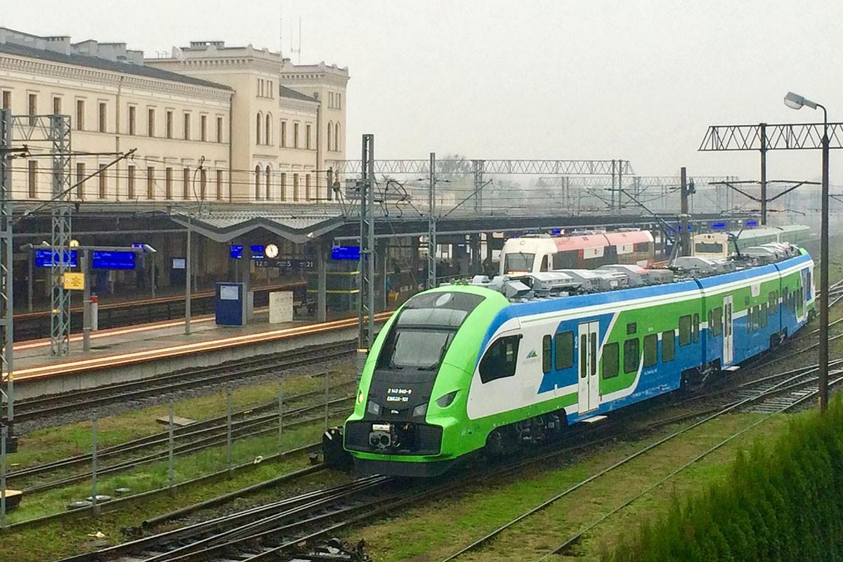 Elf 2 Pesa Bydgoszcz